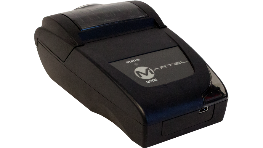 Martel MCL MCP 1000 1010 1020 MCP 1880 usb serial irda 2in portable thermal printer