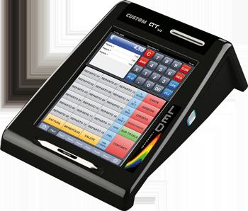 custom qt10 pos terminal touchscreen q3x