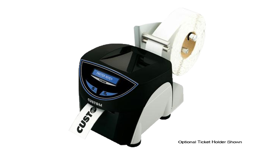 Custom TK202 Desktop ticket printer thermal