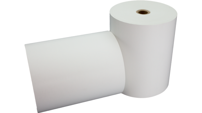 tp5400-100c thermal paper roll 112m 100m