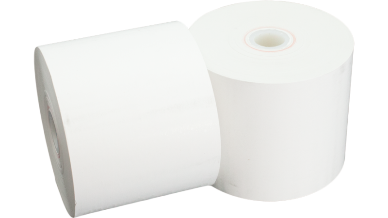 tp58x205 thermal paper roll 58mm 205' 205ft