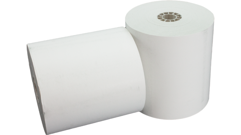TP80x230 80mm 230' 230ft thermal paper point of sale