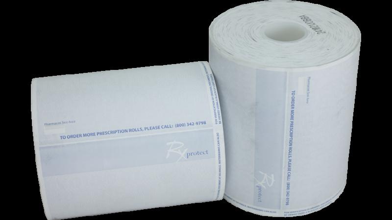 tsp800rx prescription thermal rx paper current components cci