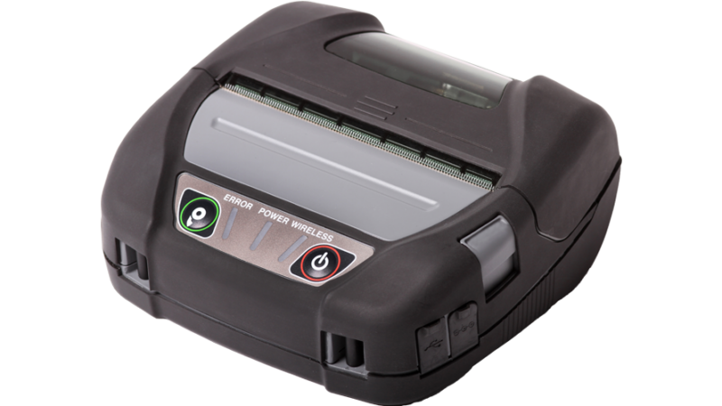 Rugged Printer Portable Printer 4 inch printer
